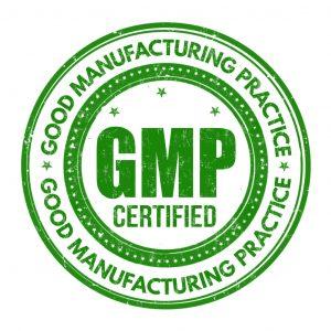 certificare GMP sense cosmetics