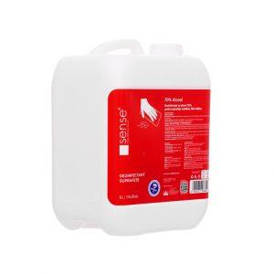 Surface Disinfectant 5 L Sense side
