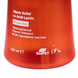 sapun lichid sense acid lactic 330 ml