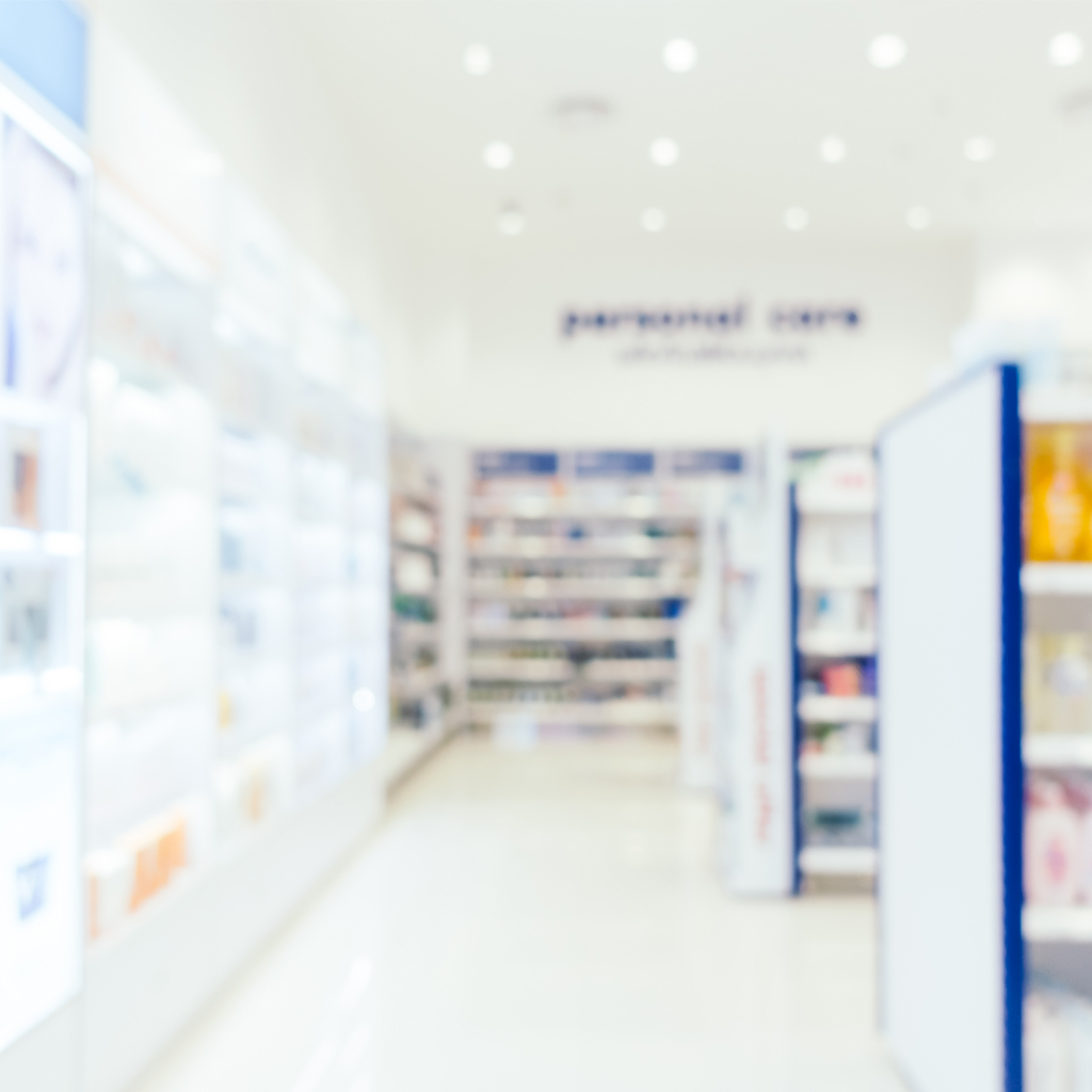 Pharma categorie sense cosmetics