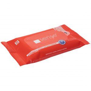 Servetele umede antibacteriene Sense pentru maini, 15 bucati/pachet